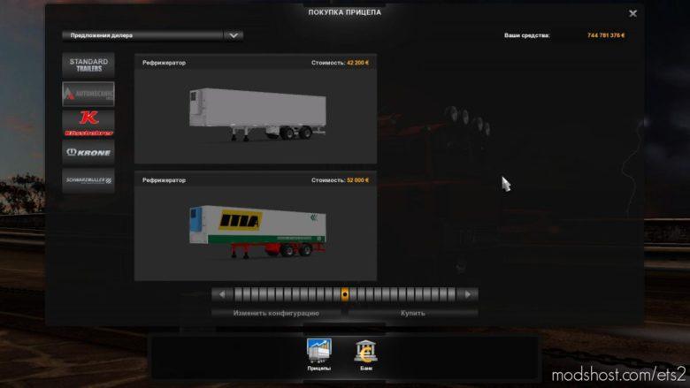 Automecanica Medias Reefer FIX [1.39] for Euro Truck Simulator 2