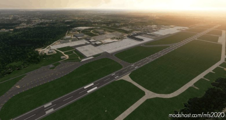 Riga Airport (Evra) V1.1.5 for Microsoft Flight Simulator 2020