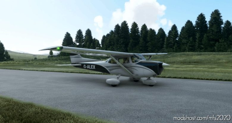 Short Field Landing Challenge AT Achnasheen Airstrip. for Microsoft Flight Simulator 2020