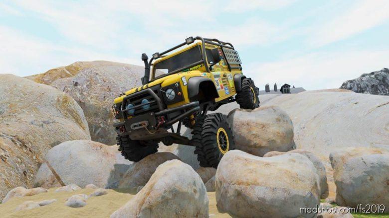 Land Rover Defender 90 for Farming Simulator 19