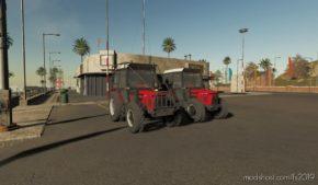 Zetor 7745 Edit Martin for Farming Simulator 19