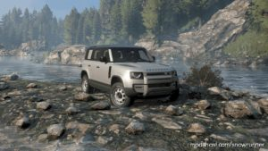 Land Rover Defender 20 V0.9.0 for SnowRunner