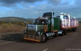 International 9300I Eagle Truck V1.5 [1.39] for American Truck Simulator