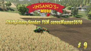 Ghost Seeder 75M Ceres Master 3570 for Farming Simulator 19