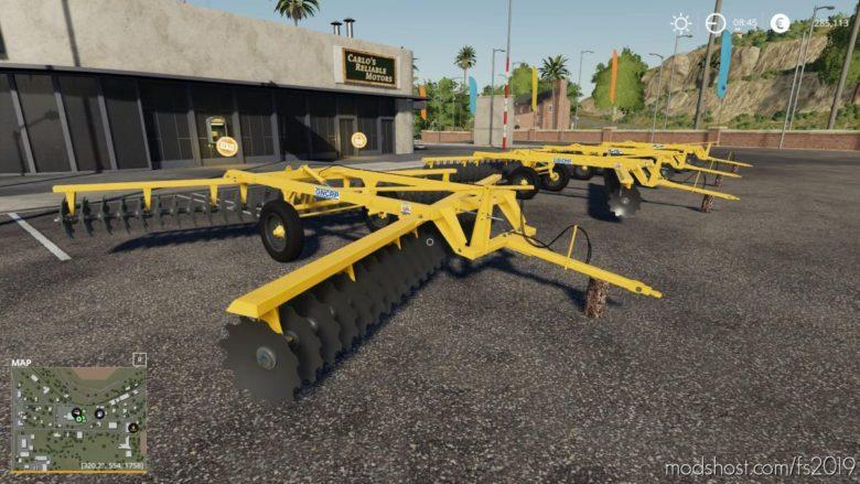 Gncrp Tatu for Farming Simulator 19
