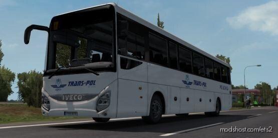 Iveco Evadys PKS Legnica Skin for Euro Truck Simulator 2