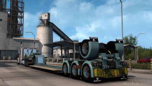 Custom Deloupe Lowboy 06.01.21 [1.39.X] for American Truck Simulator