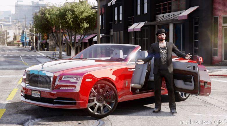 2017 Rolls-Royce Dawn V1.2 for Grand Theft Auto V
