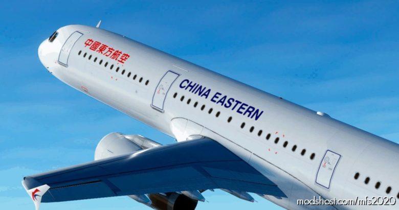 China Eastern Airlines [4K] V1.1 for Microsoft Flight Simulator 2020