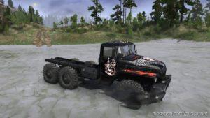 Texture For Ural-4320 for MudRunner