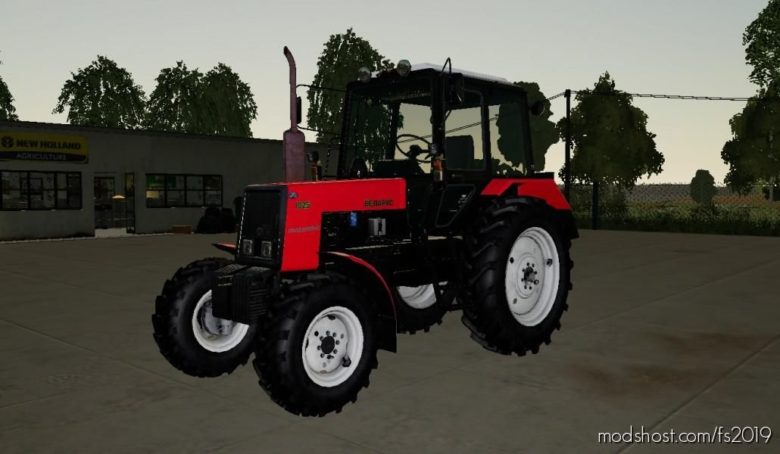MTZ Belarus 1025 for Farming Simulator 19