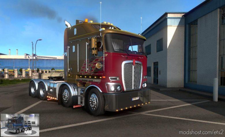 Rta-Mods Kenworth K200 V14 HCC Edit (BSA Revision) [1.39] for Euro Truck Simulator 2