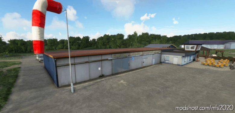 """Bergneustadt – """"AUF DEM Duempel"""" – Edkf for Microsoft Flight Simulator 2020"""