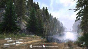 Forest After Rain Map V14.08.19 for MudRunner