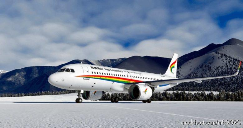 Tibet Airlines [4K] for Microsoft Flight Simulator 2020