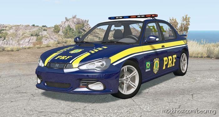 Hirochi Sunburst Brazilian PRF Police V1.1 for BeamNG.drive
