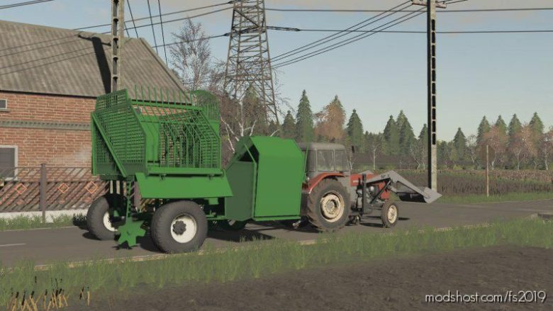 Lizard Z 413 for Farming Simulator 19