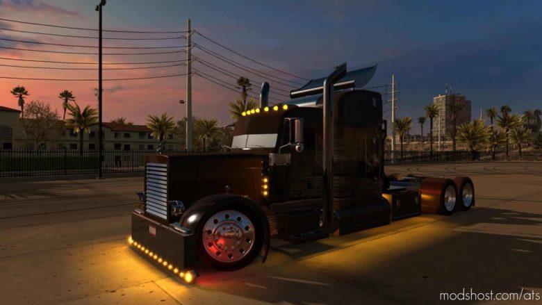 Haterbilt V1.5.1 389 Viper2 Edit Truck for American Truck Simulator