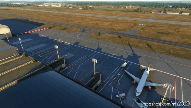 Moss Airport, Rygge – Enry V1.1 for Microsoft Flight Simulator 2020