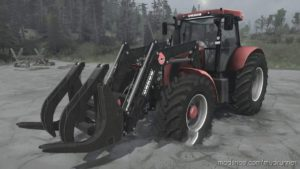 Ursus 15014 Truck for MudRunner