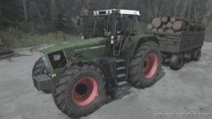 Fendt Favorit 824 Turboshift Tractor for MudRunner