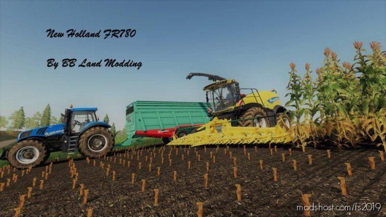 NEW Holland FR 780 for Farming Simulator 19