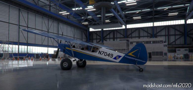 Alaska State Troopers CUB For Gotgravel Savage Carbon Mod V1.2.0 for Microsoft Flight Simulator 2020