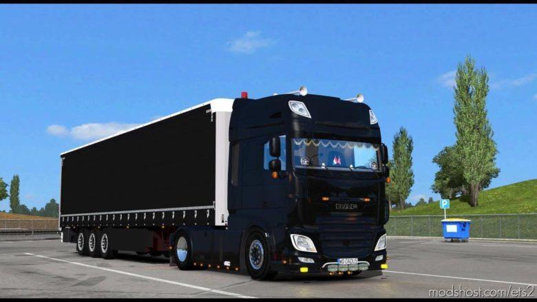 DAF XF 106 [1.39] for Euro Truck Simulator 2
