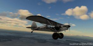 2016 Alaska Airmen's Assoc Raffle Plane Livery For Gotgravel Savage Carbon Mod V1.2.0 for Microsoft Flight Simulator 2020