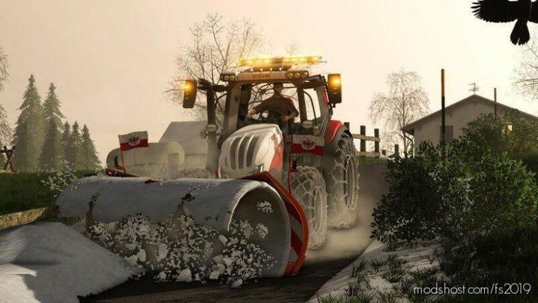 Steyr Expert for Farming Simulator 19