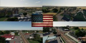 County Line Seasons V3.0 for Farming Simulator 19