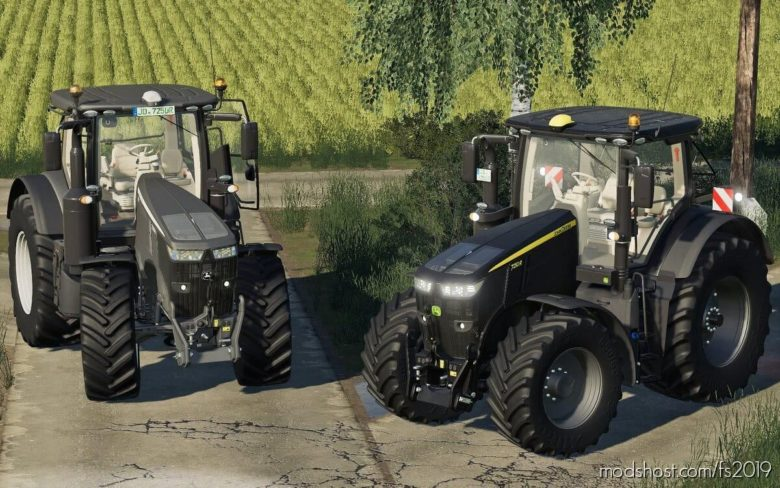 John Deere 7R Edition for Farming Simulator 19