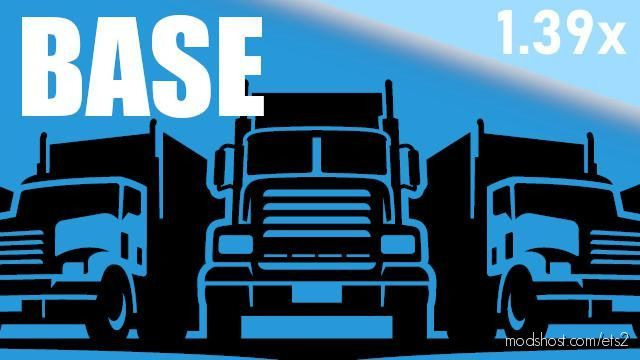Base ATS V1.02 Mod for Euro Truck Simulator 2