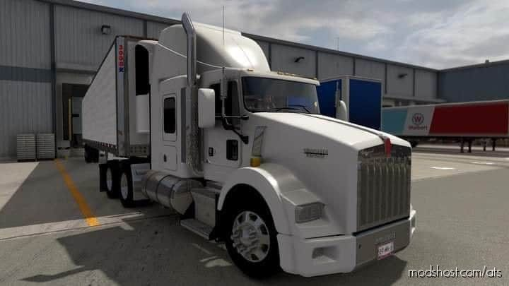 Kenworth T800 Truck [1.39] for American Truck Simulator