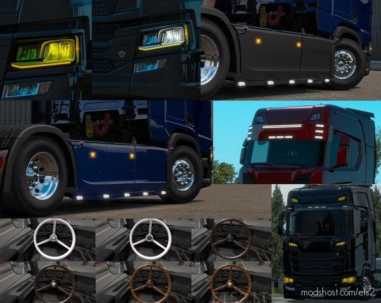 Scania Next GEN BIG Pack V1.7 [1.39.X] for Euro Truck Simulator 2