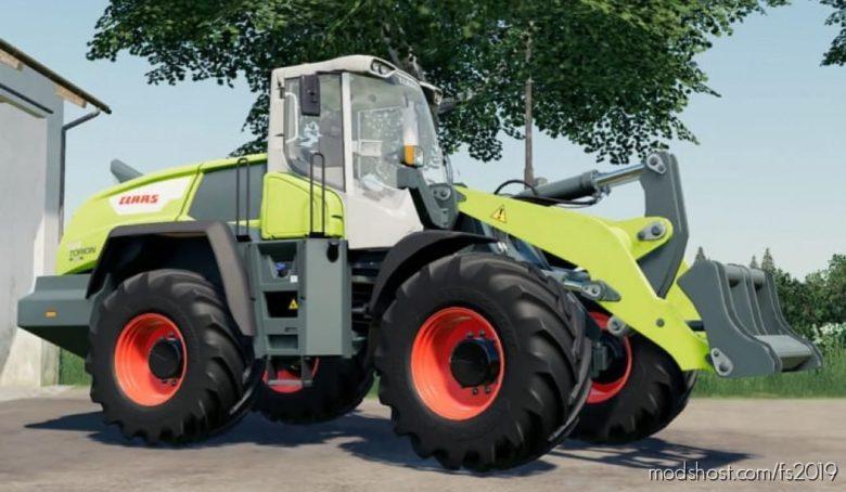 Class Torion 956 Sinus V1.0.0.1 for Farming Simulator 19