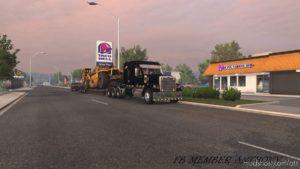 Real Company Logo 3D Revival V1.7.4 [1.39] for American Truck Simulator