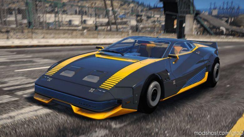 Quadra V-Tech 2077 for Grand Theft Auto V