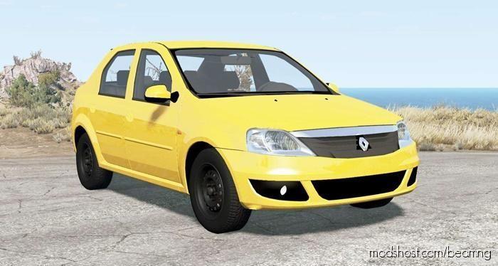 Renault Logan 2010 for BeamNG.drive