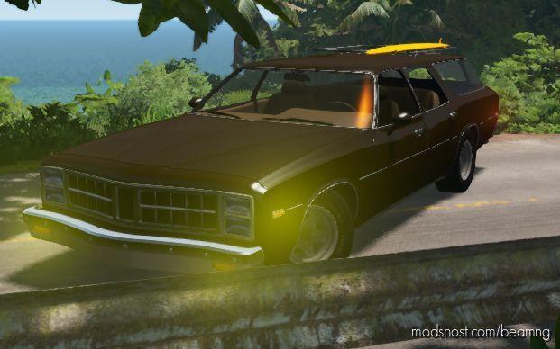Bruckell Moonhawk Sedan,Station, UTE, T-Top & Limousine for BeamNG.drive