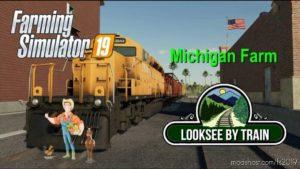 Autodrive Courses For Michigan Map 3.5 V1.0.4 for Farming Simulator 19