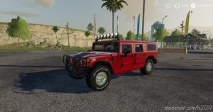 Hummer H1 Alpha V2.0 for Farming Simulator 19