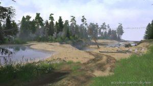 Lowland Map V1.2.0 for MudRunner