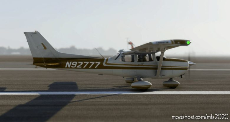 Asobo Cessna 172 N92777 (G1000) for Microsoft Flight Simulator 2020
