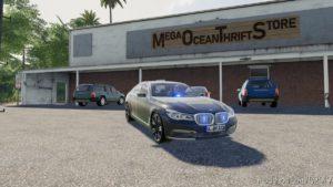 BMW 7 Series VIP for Farming Simulator 19