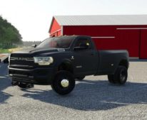 2019 Dodge RAM 3500 Regular CAB for Farming Simulator 19