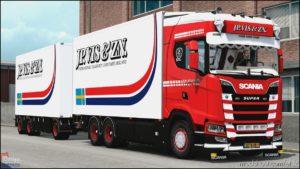 Scania S 500 JP VIS ZN [1.39] for Euro Truck Simulator 2