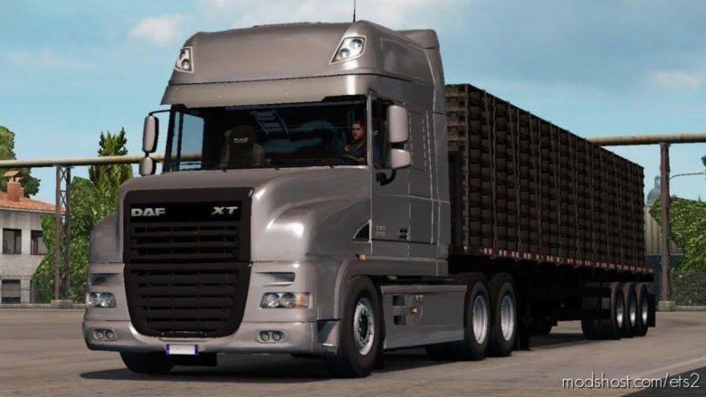 DAF XT [1.39] for Euro Truck Simulator 2