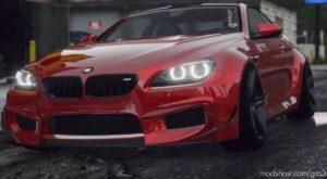 2013 BMW M6 Prior Design Edition for Grand Theft Auto V