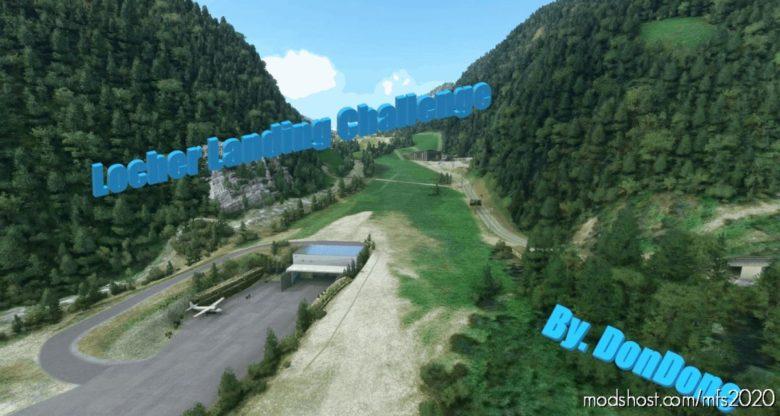 Locher Landing Challenges for Microsoft Flight Simulator 2020